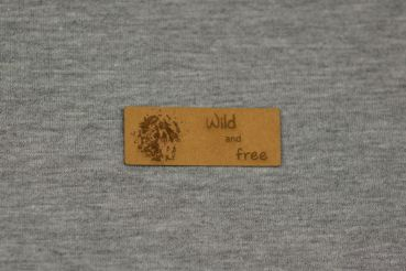 Label EP Löwe wild and free