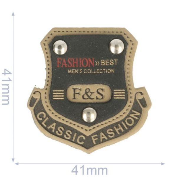 Label Fashion best braun