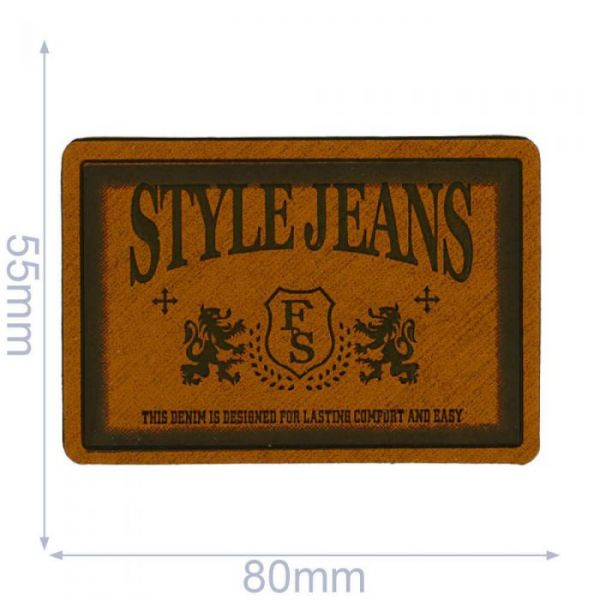 Label Style Jeans